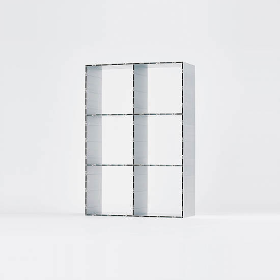 Grid Shelf 350 3×2