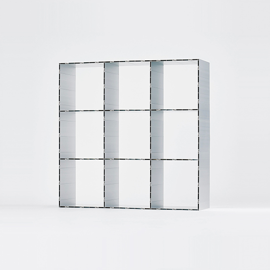 Grid Shelf 350 3×3