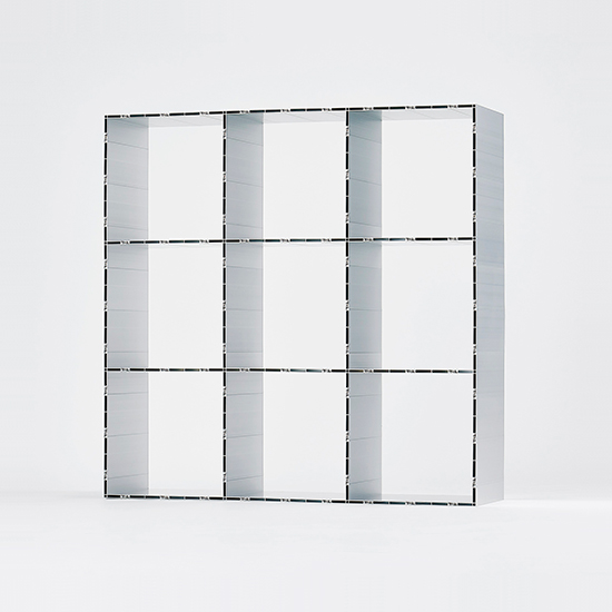 Grid Shelf 400 3×3